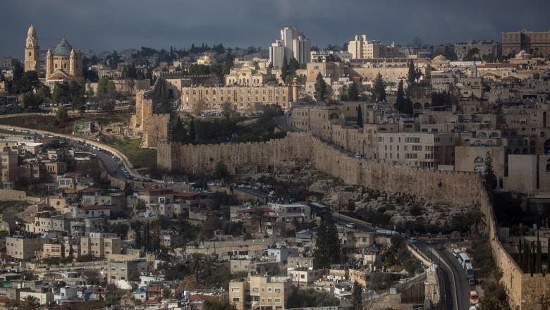 ierusalim panoramic israel getty
