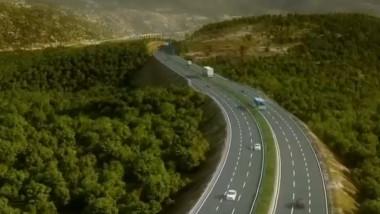 Autostrada muntenegru