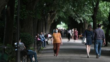 Restricții sanitare menținute în București