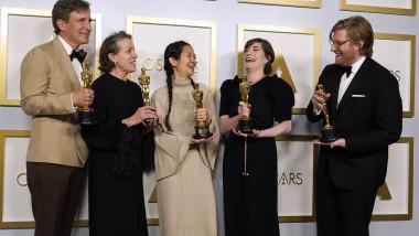 Gala Premiilor Oscar 2021