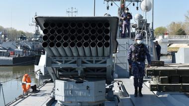 militari fortele navale