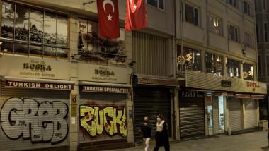 Turkey Imposes Three Day Lockdown Amid Rising Covid-19 Cases