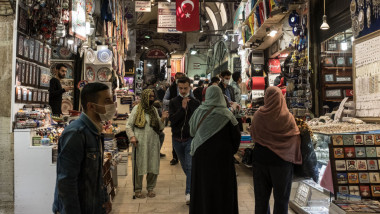 Turkey's Tourism Sector Continues To Be Hampered By Covid-19 Restrictions