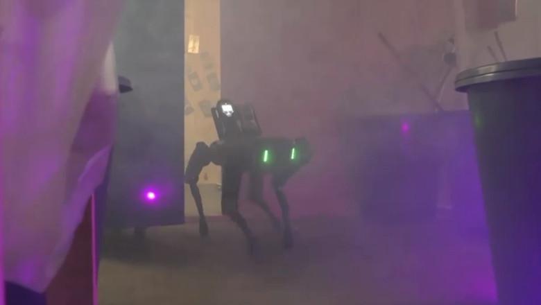 caine robot