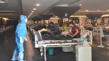 india oameni bolnavi covid profimedia