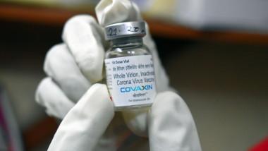 vaccin covaxin produs in india