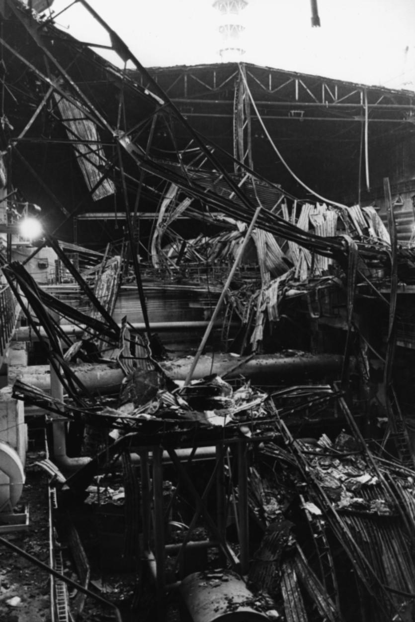 Tschernobyl, Kernreaktorkatastrophe 1986