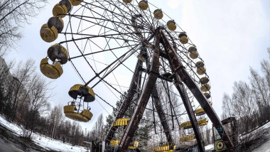35 de ani de la explozia de la Cernobîl