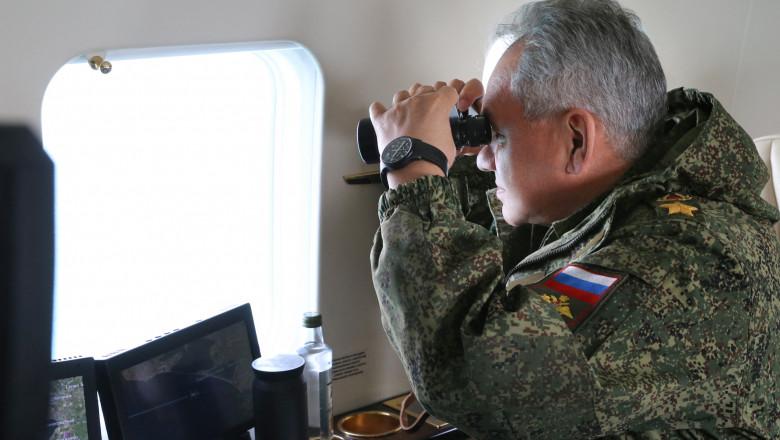 profimedia-ministrul rus al apararii