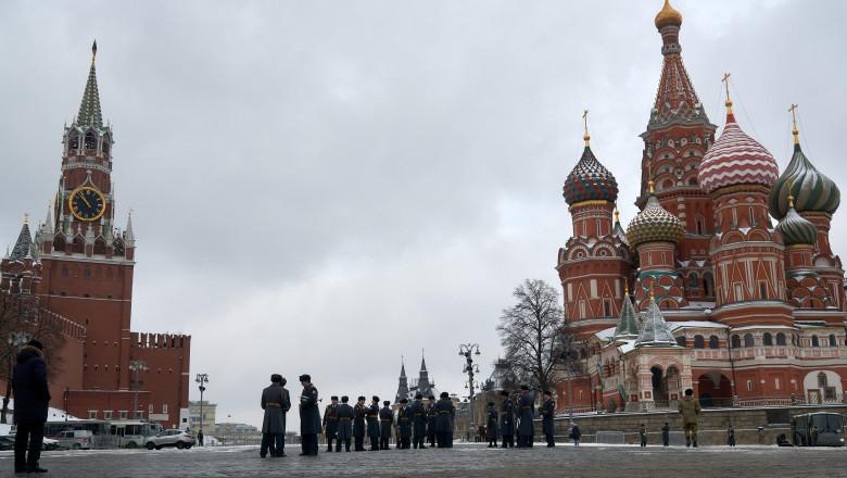militari rusia rusi kremlin profimedia