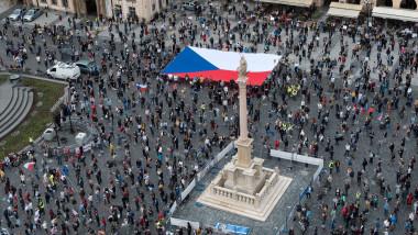 protest cehia profimedia