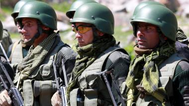 soldati Kyrgyzstan