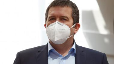 Jan Hamacek ministrul ceh al internelor