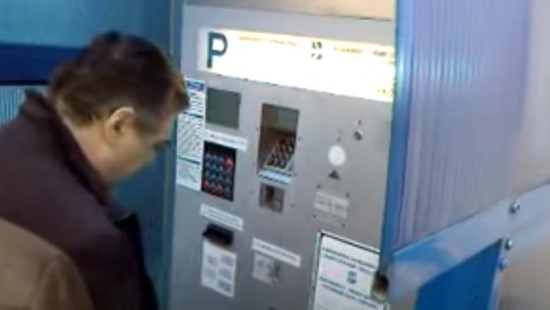 parcare otopeni sistem de plata taxare