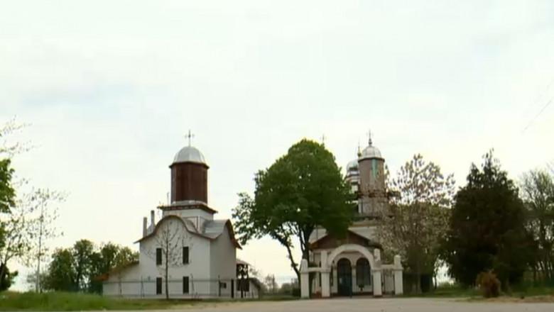 biserica din Curcani