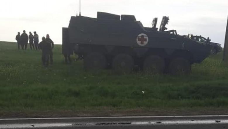 convoi polonezi accident