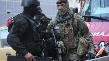 politia politisti brazilieni brazilia profimedia