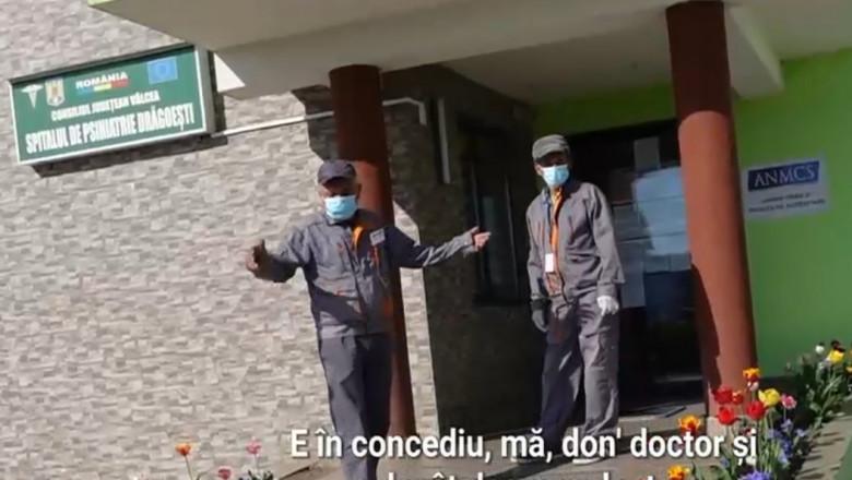 Spitalul de Psihiatrie Drăgoești