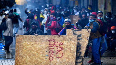 proteste columbia reforma fiscala profimedia-0609468021