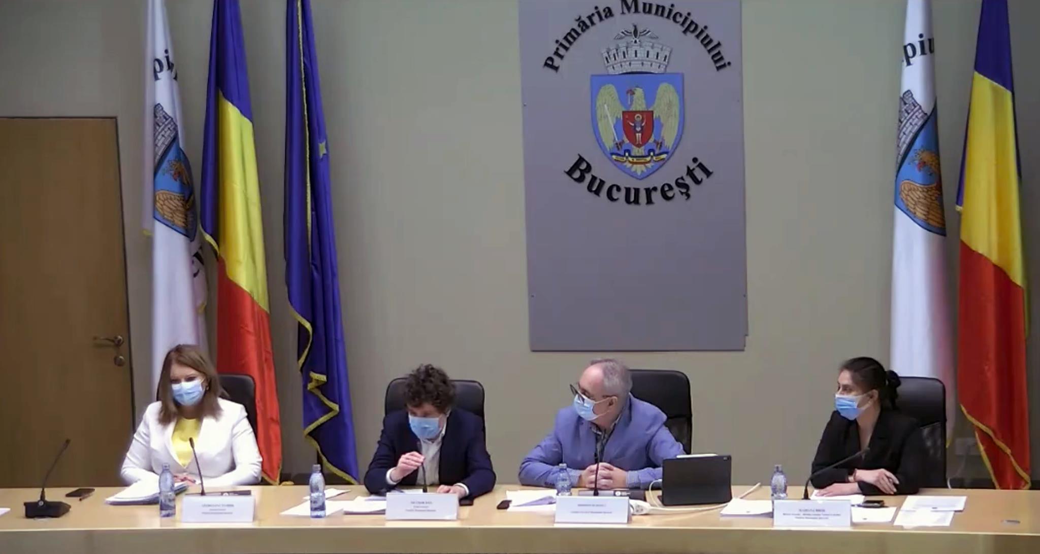 Consiliul General a adoptat bugetul Capitalei. Veniturile si cheltuielile au fost reduse cu cate un miliard de lei