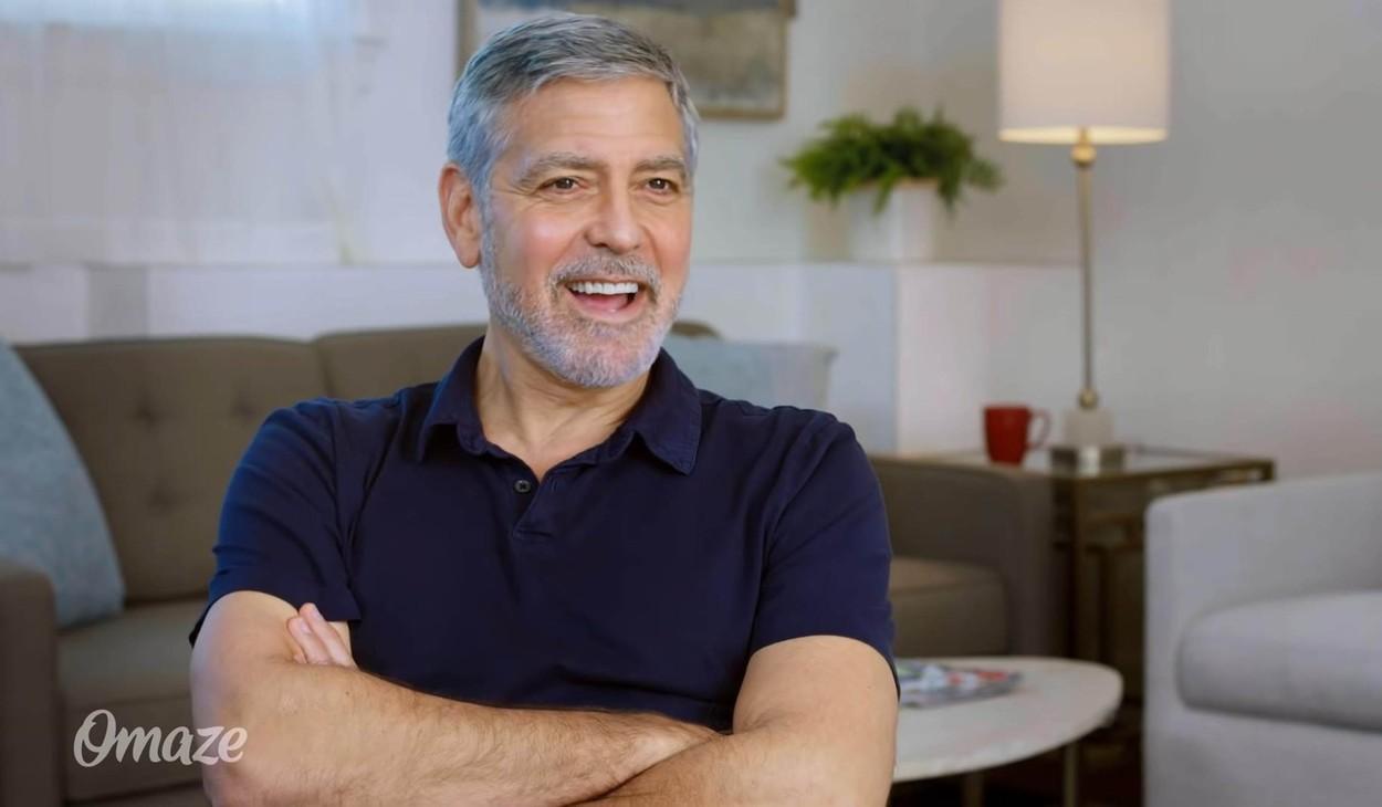 George Clooney a implinit 60 de ani. Cum arata actorul la inceputurile carierei
