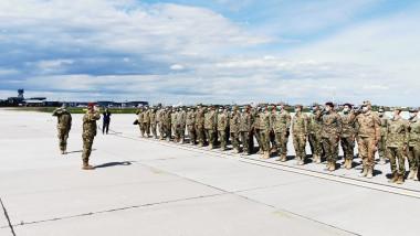militari românia
