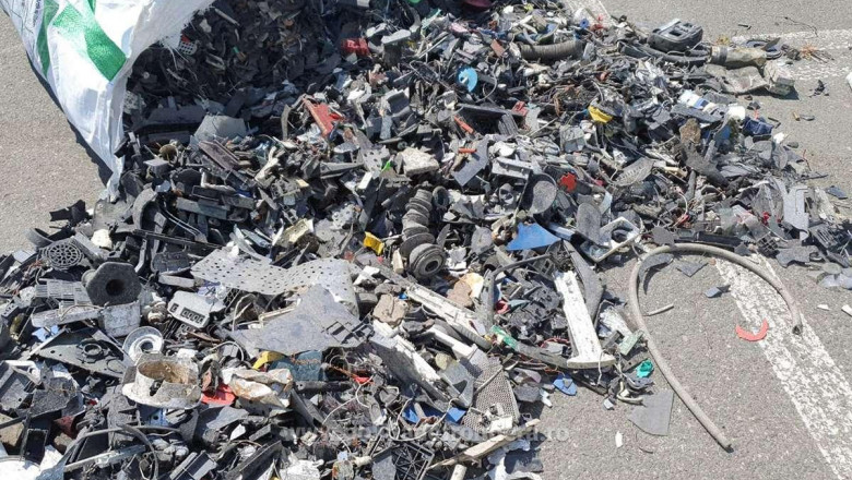 deșeuri agigea