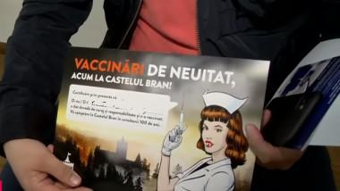 diploma vaccinare bran