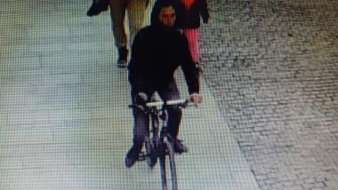 biciclist sibiu