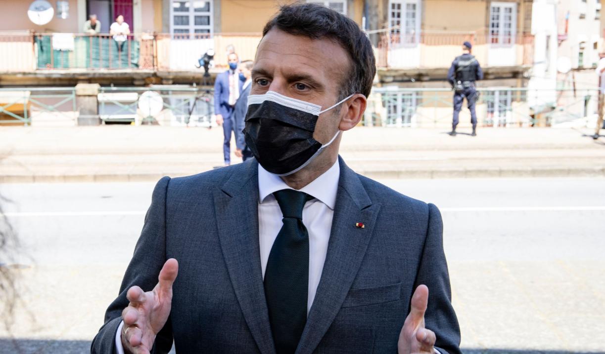 Conferinţa privind viitorul Europei. Macron: Am ramas impreuna in criza. UE a dat dovada de solidaritate