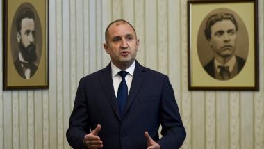 rumen radev președinte bulgaria