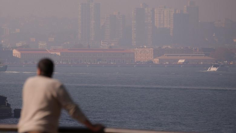 Oraşul Sydney, afectat de fumul degajat de incendii de vegetaţie