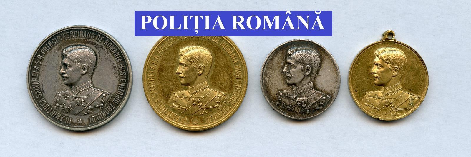 pandora v monede politia romana