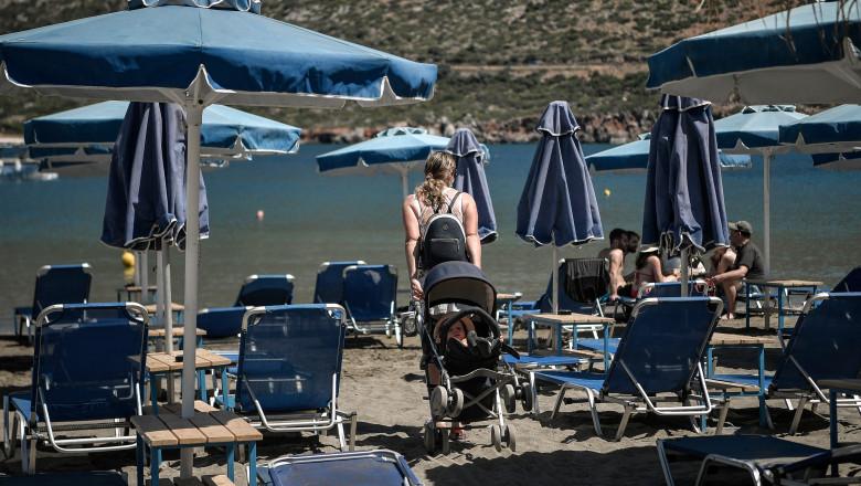 grecia plaja heraklion profimedia