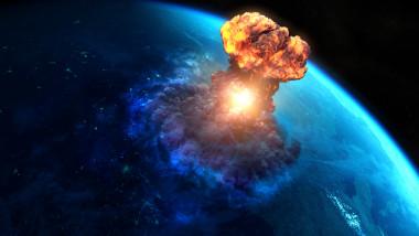 Armageddon simulare nasa