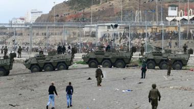armata spaniola in ceuta