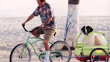 Charles Grodin în Beethoven pe o bicicleta
