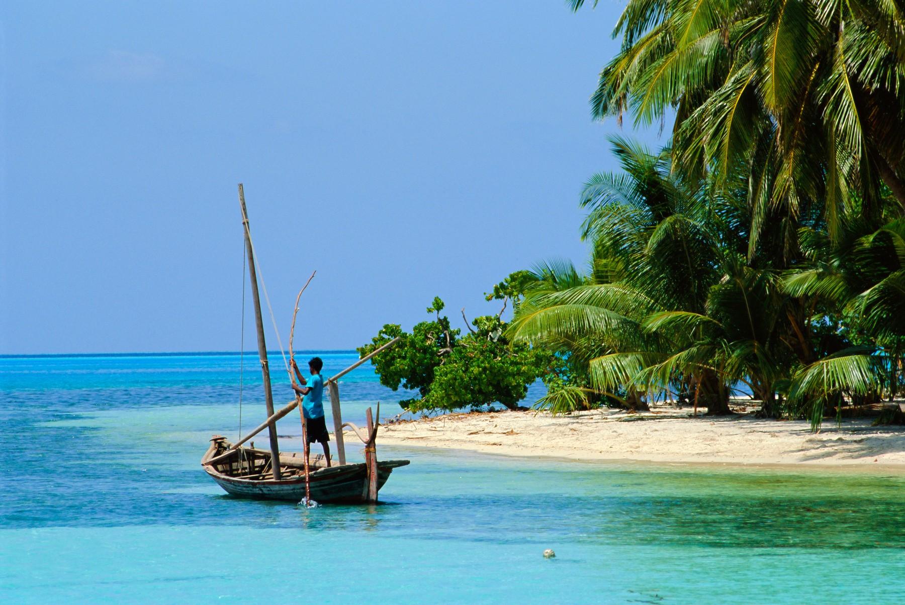 """Insulele Maldive ar putea disparea pana la sfarsitul secolului: """"Nu vom supravietui. Nu exista un teren mai inalt pentru noi"""""""