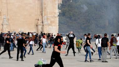 violențe ierusalim