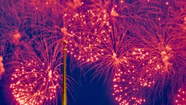artificii rusia