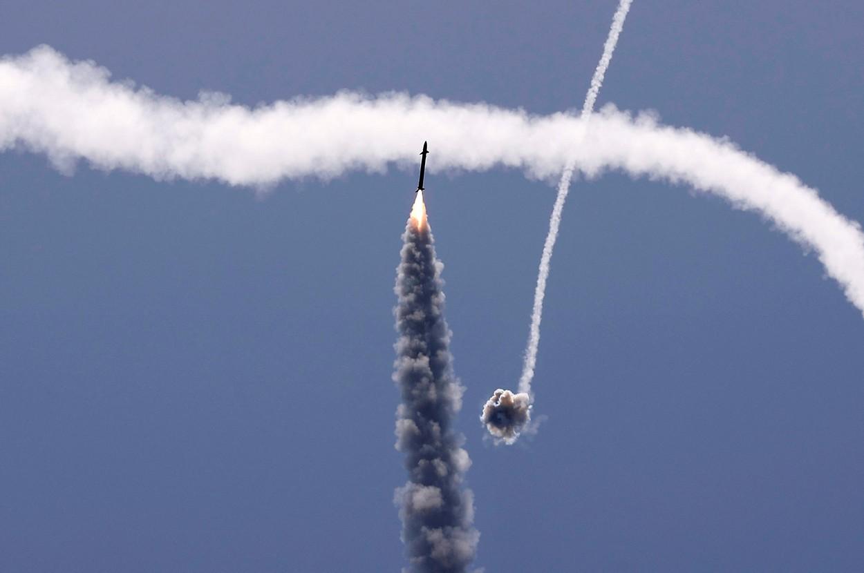 interceptor iron dome distruge o racheta profimedia-0610274012