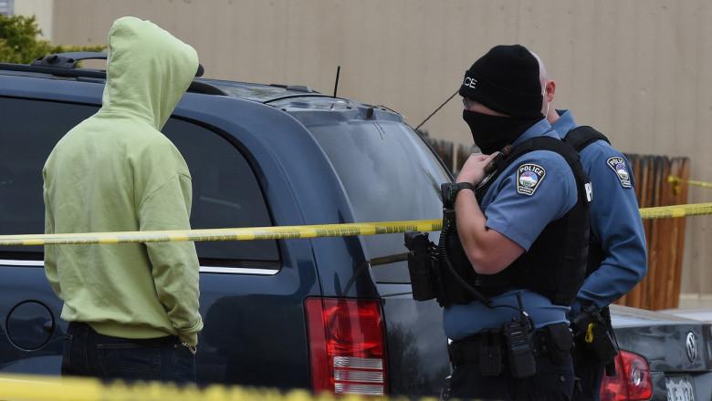Atac armat cu 6 morți în Colorado