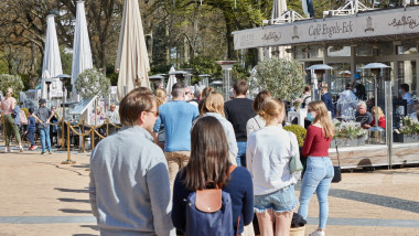 germania relaxeaza masuri pentru turisti