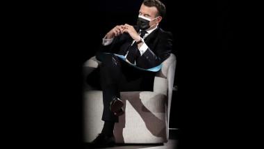 Președintele francez, Emmanuel Macron