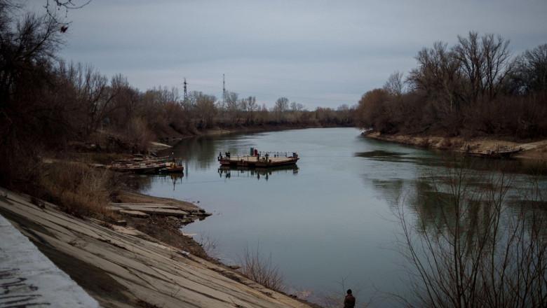 Un moldovean s-a înecat în Nistru, în timp ce era fugărit de grănicerii transnistreni