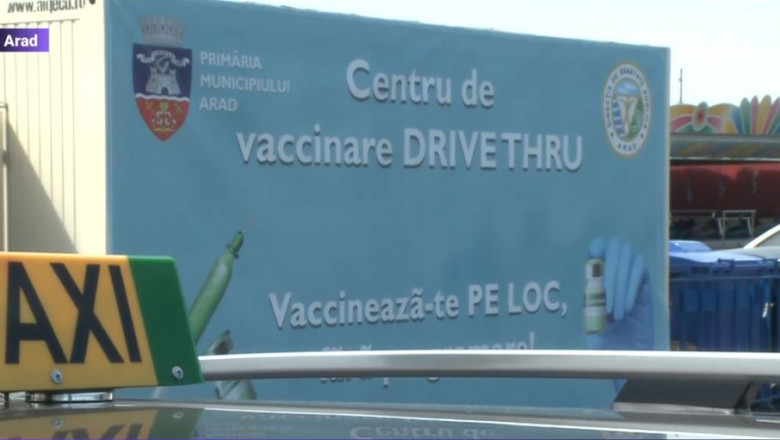 taximetristi la vaccinare