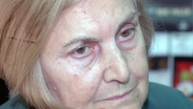 Scriitoarea Ileana Vulpescu