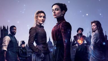 """Serialul """"The Nevers"""" este disponibil în România pe HBO GO. Foto: HBO România"""