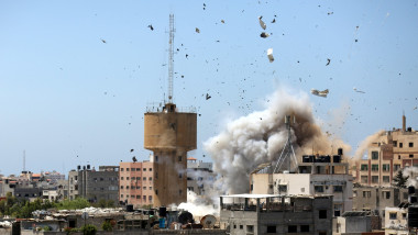Conflict Israel-Hamas