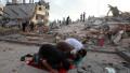 Fâșia gaza bombardamente ramadan